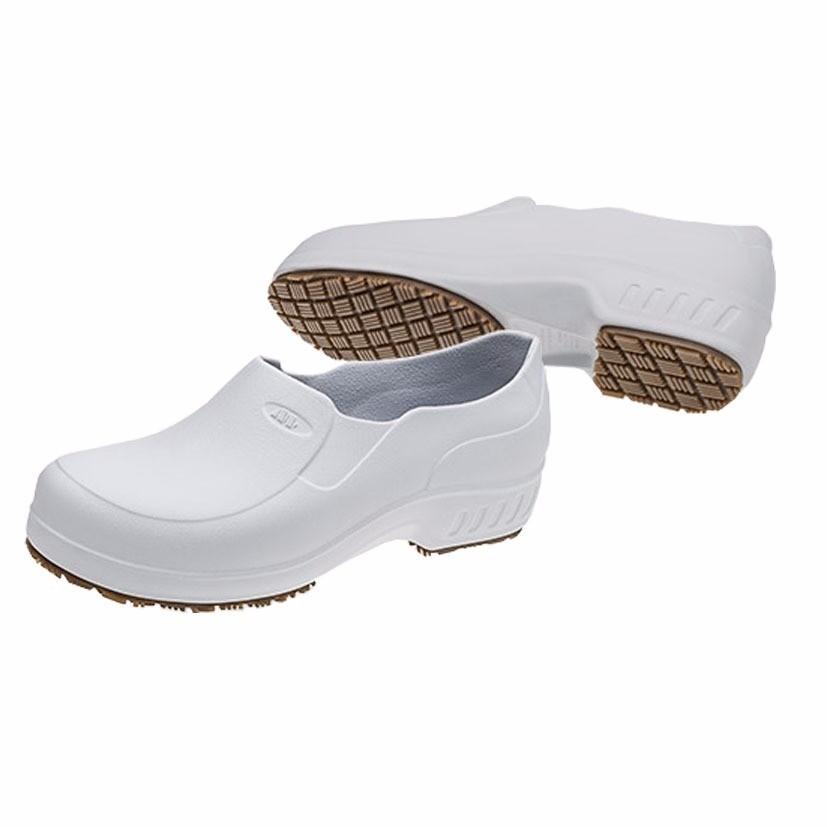 Sapato de EVA Branco Numero 40 - Flex Clean - Marluvas