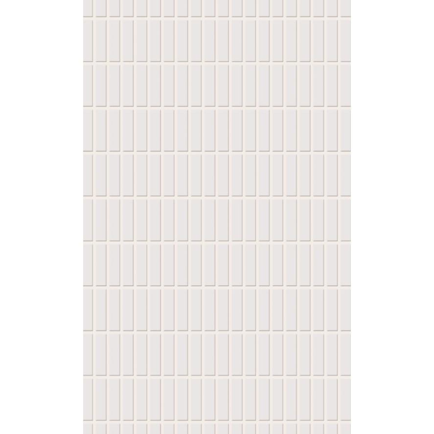 Revestimento Citta Acetinado Tipo A Borda Bold 33x60cm 119m Branco - Incepa