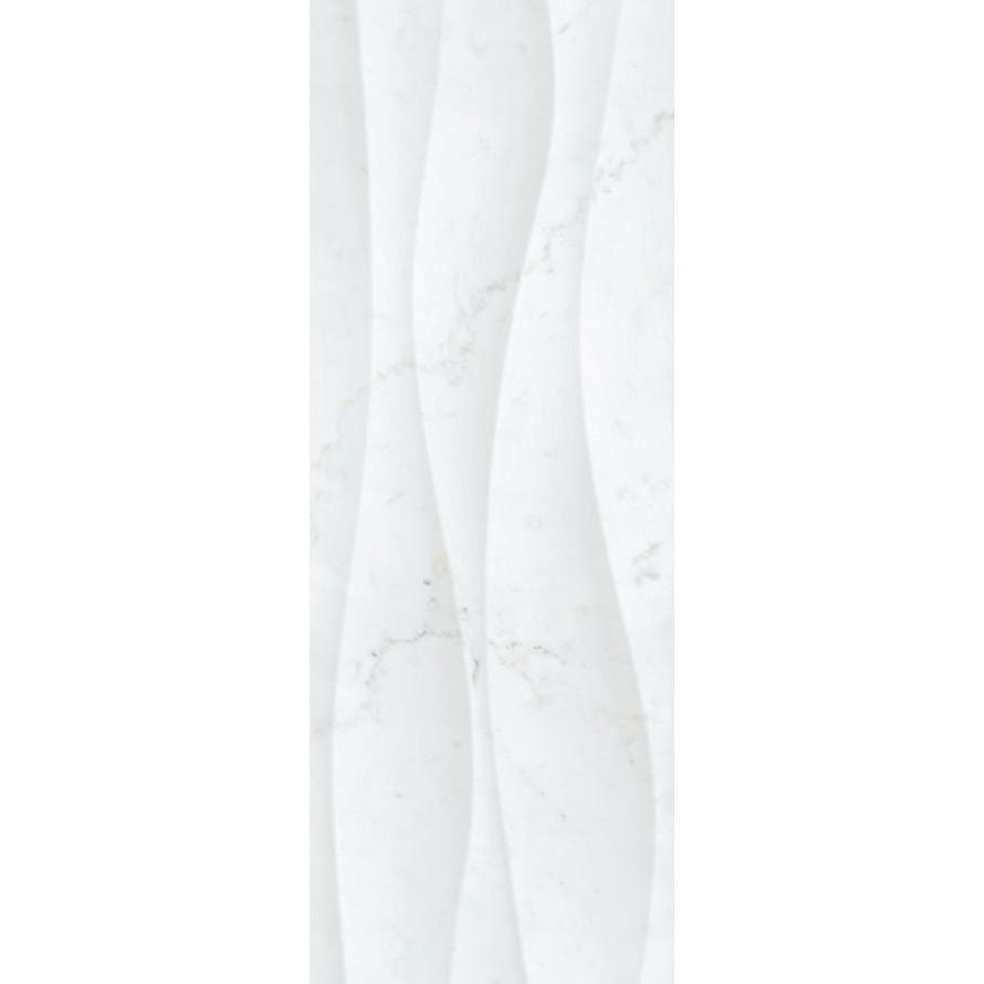 Revestimento INS Calacata Acetinado Tipo A Retificado 30x90cm 108m Branco - Incepa