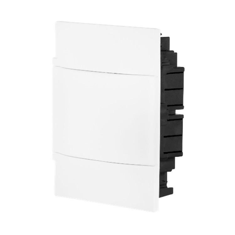 Quadro de Distribuicao Embutir Universal Branco 134004 4 Modulos DIN - Cemar
