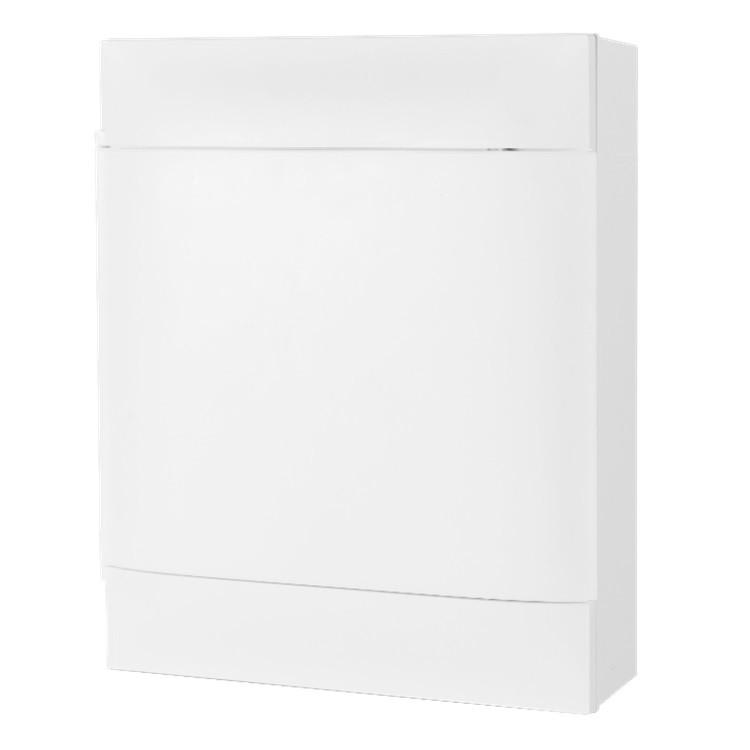 Quadro de Distribuicao Sobrepor Universal Branco 135102 24 Modulos DIN - Cemar
