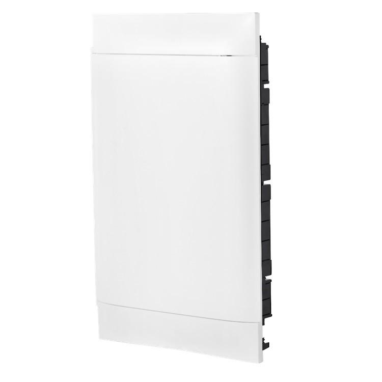 Quadro de Distribuicao Embutir Universal Branco 135003 36 Modulos DIN - Cemar