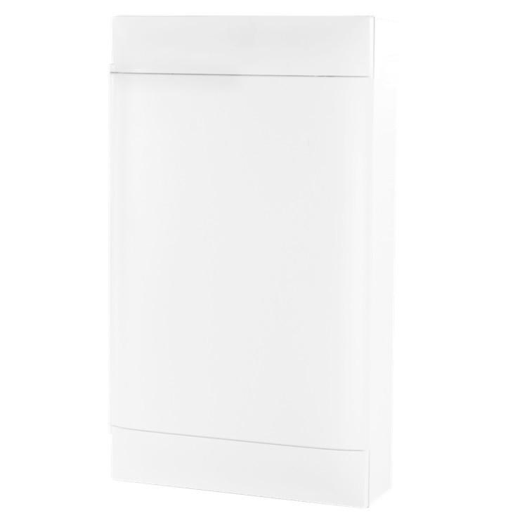 Quadro de Distribuicao Sobrepor Universal Branco 135103 36 Modulos DIN - Cemar