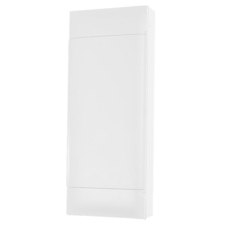 Quadro de Distribuicao Sobrepor Universal Branco 135104 48 Modulos DIN - Cemar