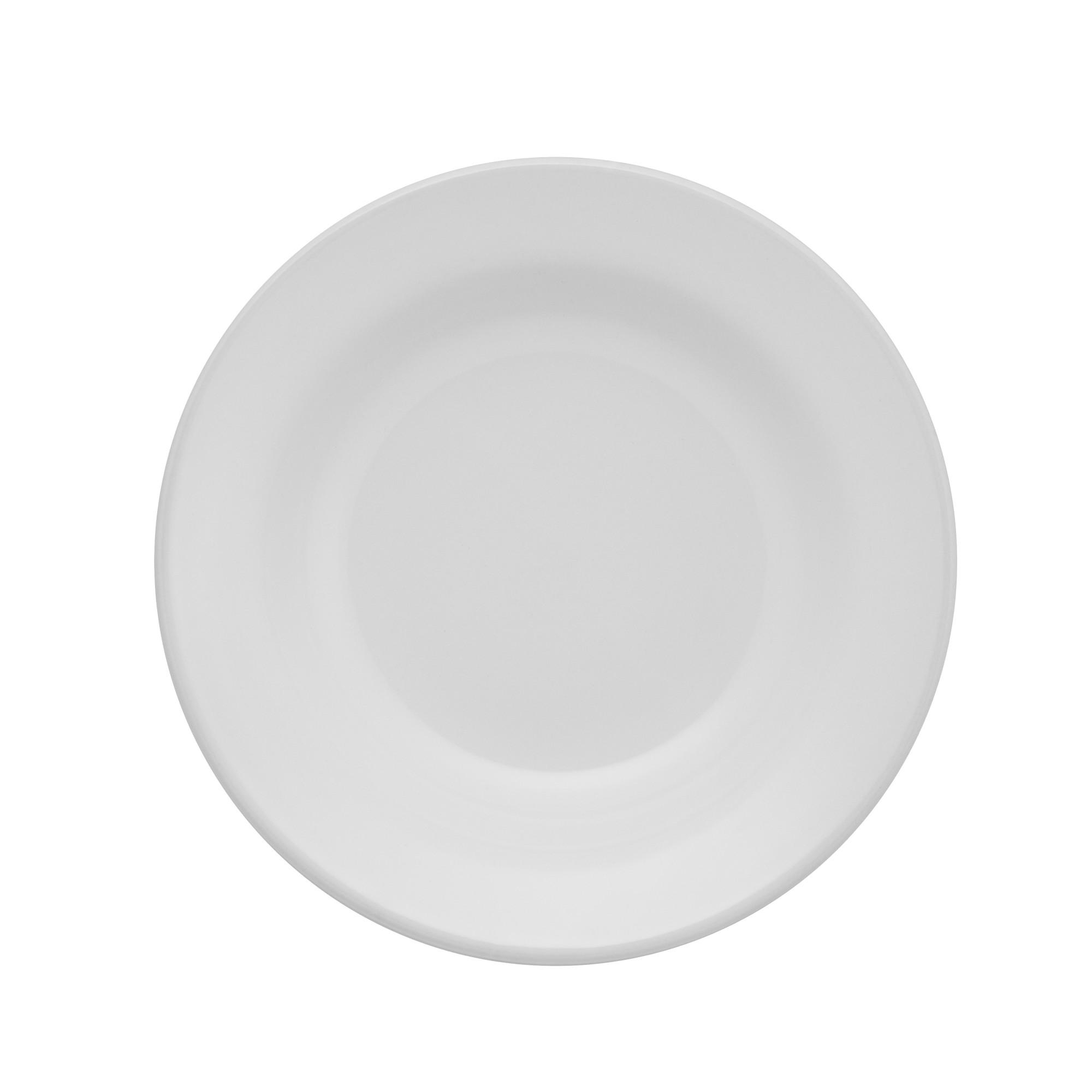 Prato Fundo Redondo em Ceramica Vitramik 22cm - Oxford
