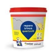 Massa Acrílica Repara Trinca 1,5 Kg - Quartzolit