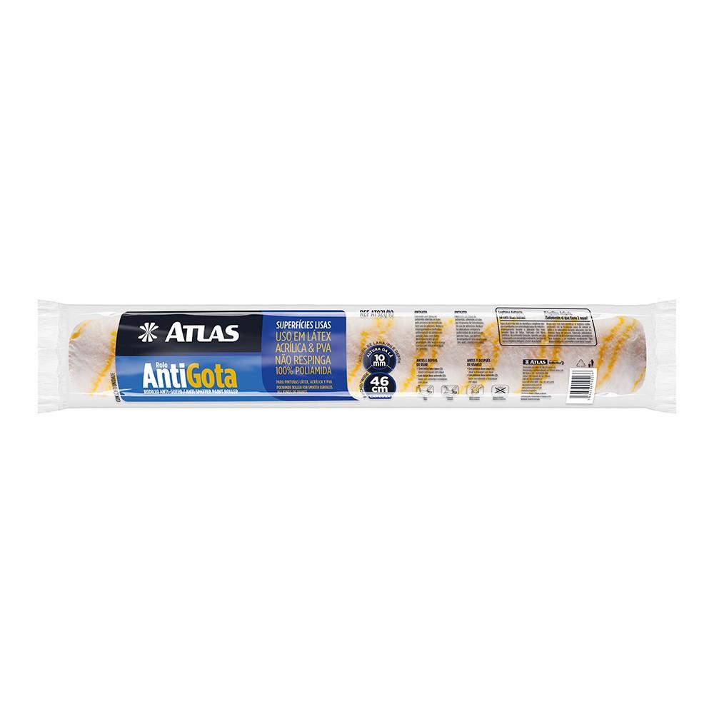 Rolo de Poliamida Tramada Em Tecido 46cm Sem Suporte - 921 - Atlas