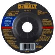 "Disco de Desbaste Metal e Aço Inox 4.1/2""x1/4""x7/8"" (180x6,3x22,23mm) - DeWalt"