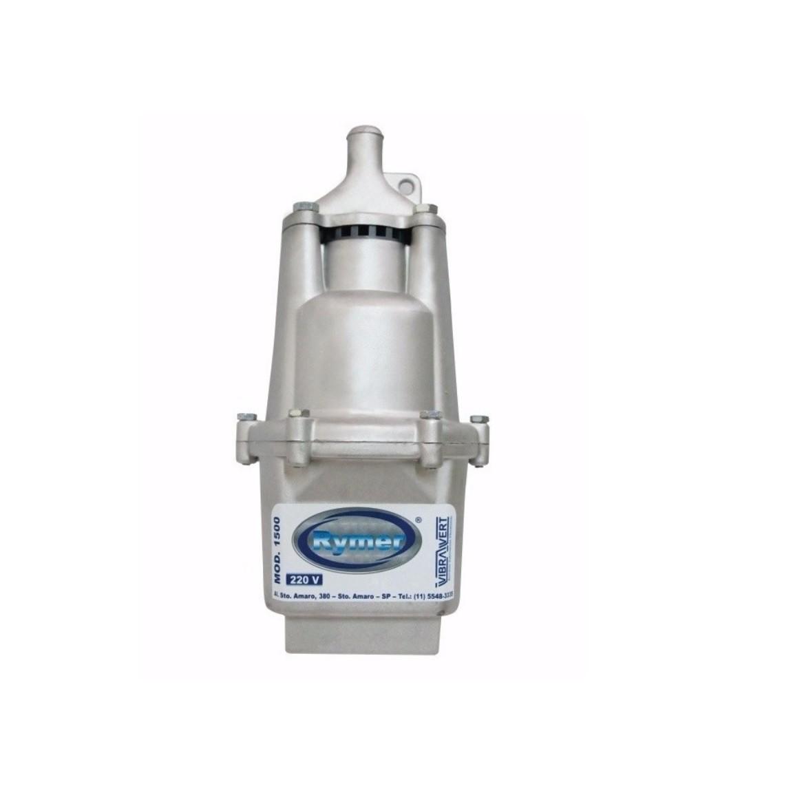 Bomba Submersa Vibratoria Rymer 1500 127V - Vibravert
