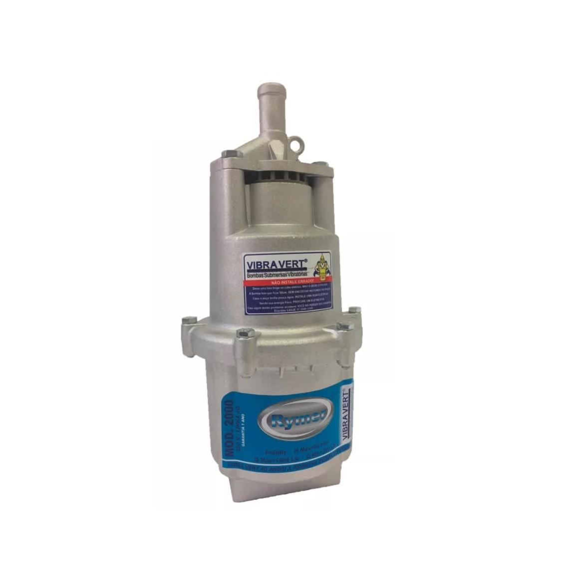 Bomba Vibratoria Rymer 2000 127V - Vibravert