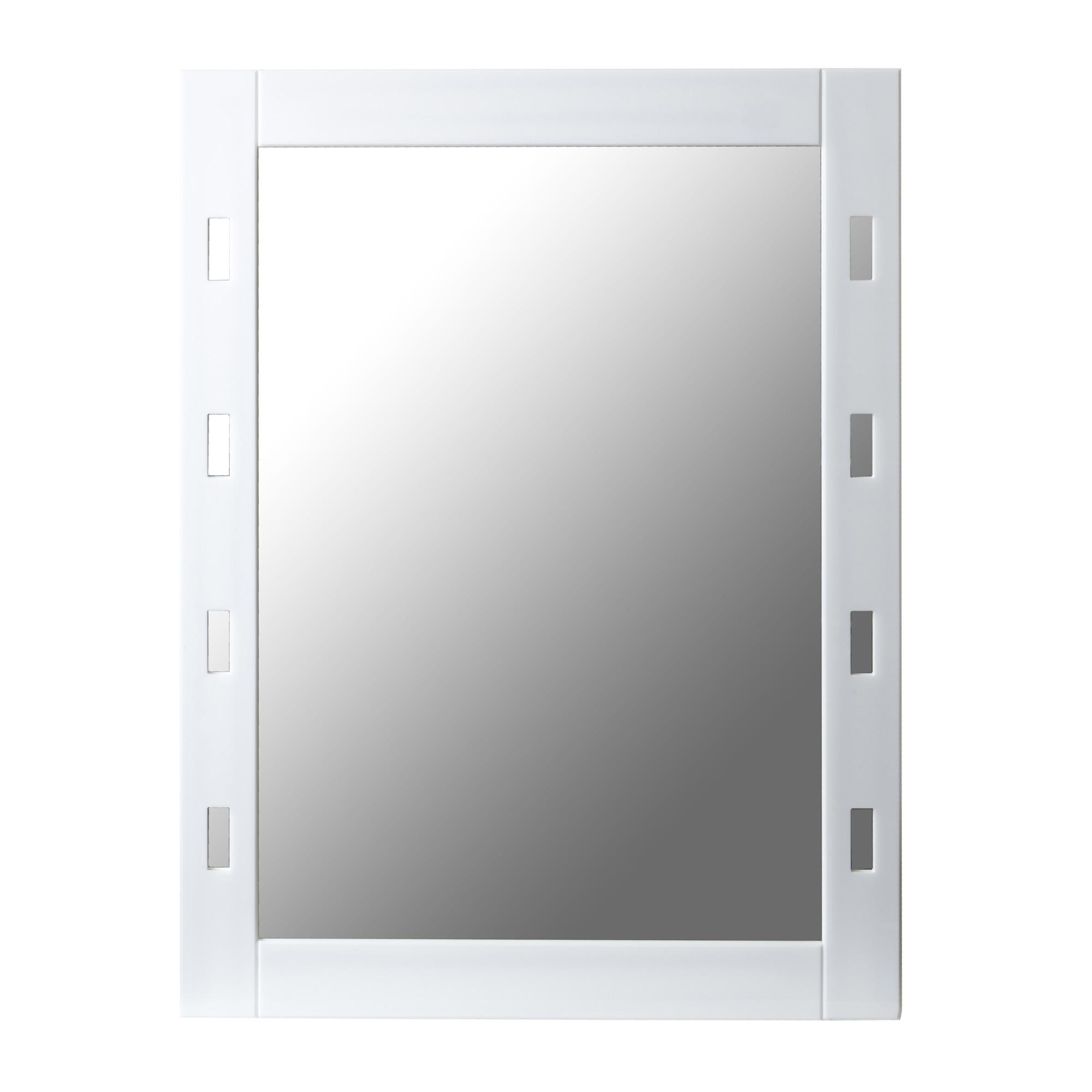 Espelho para Parede Retangular 15mm 60x45 cm com Moldura - Formacrill