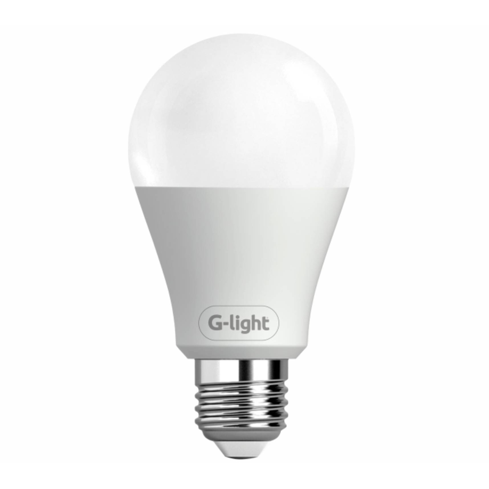 Lampada LED Bulbo 9W Luz Branca E27 220 V - Glight