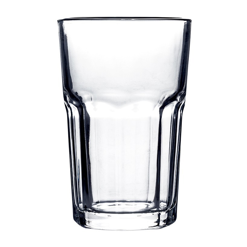 Jogo de Copos de Vidro para Agua 300 ml 6 pecas - Bianchini