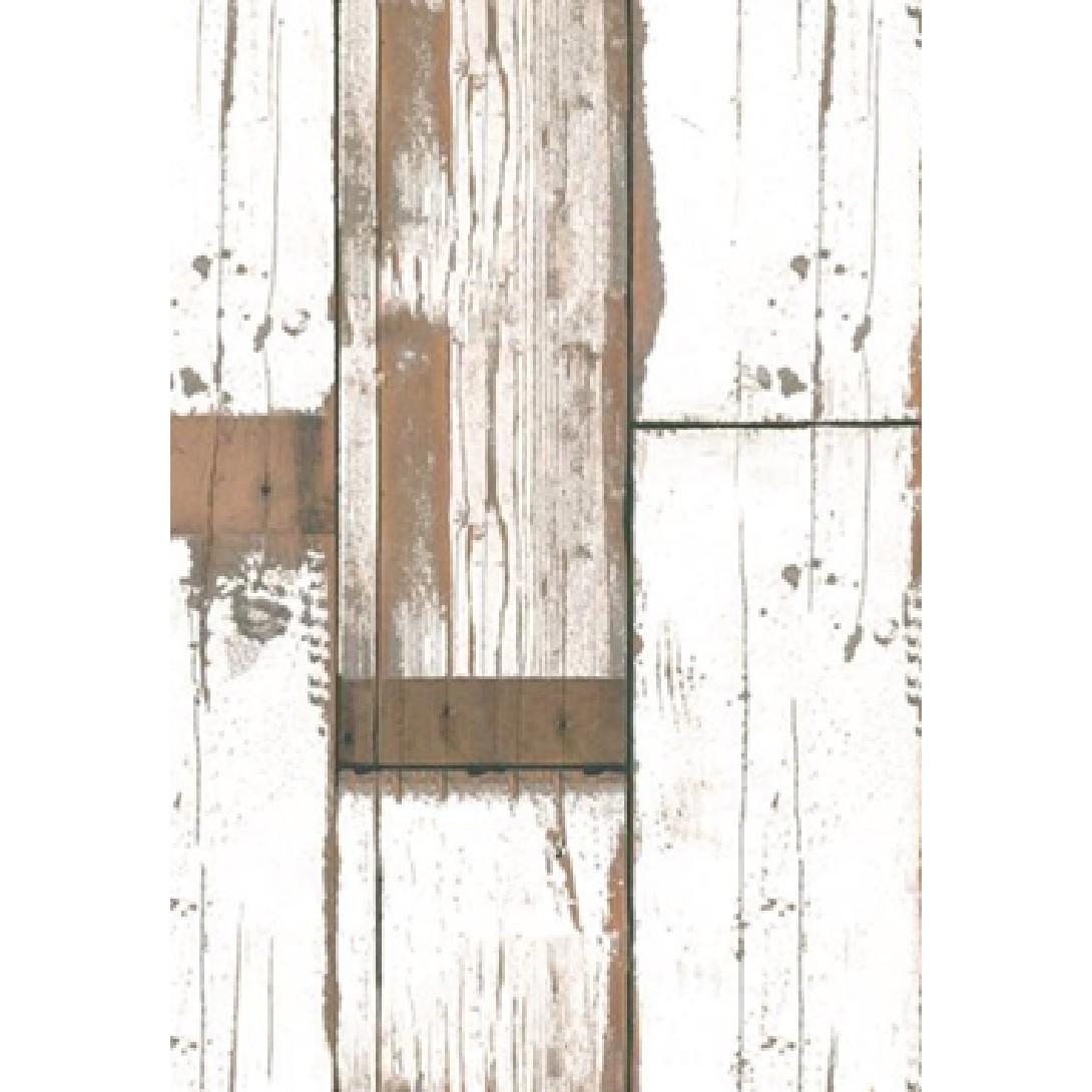 Papel de Parede Madeira Rolo 3m - Karsten