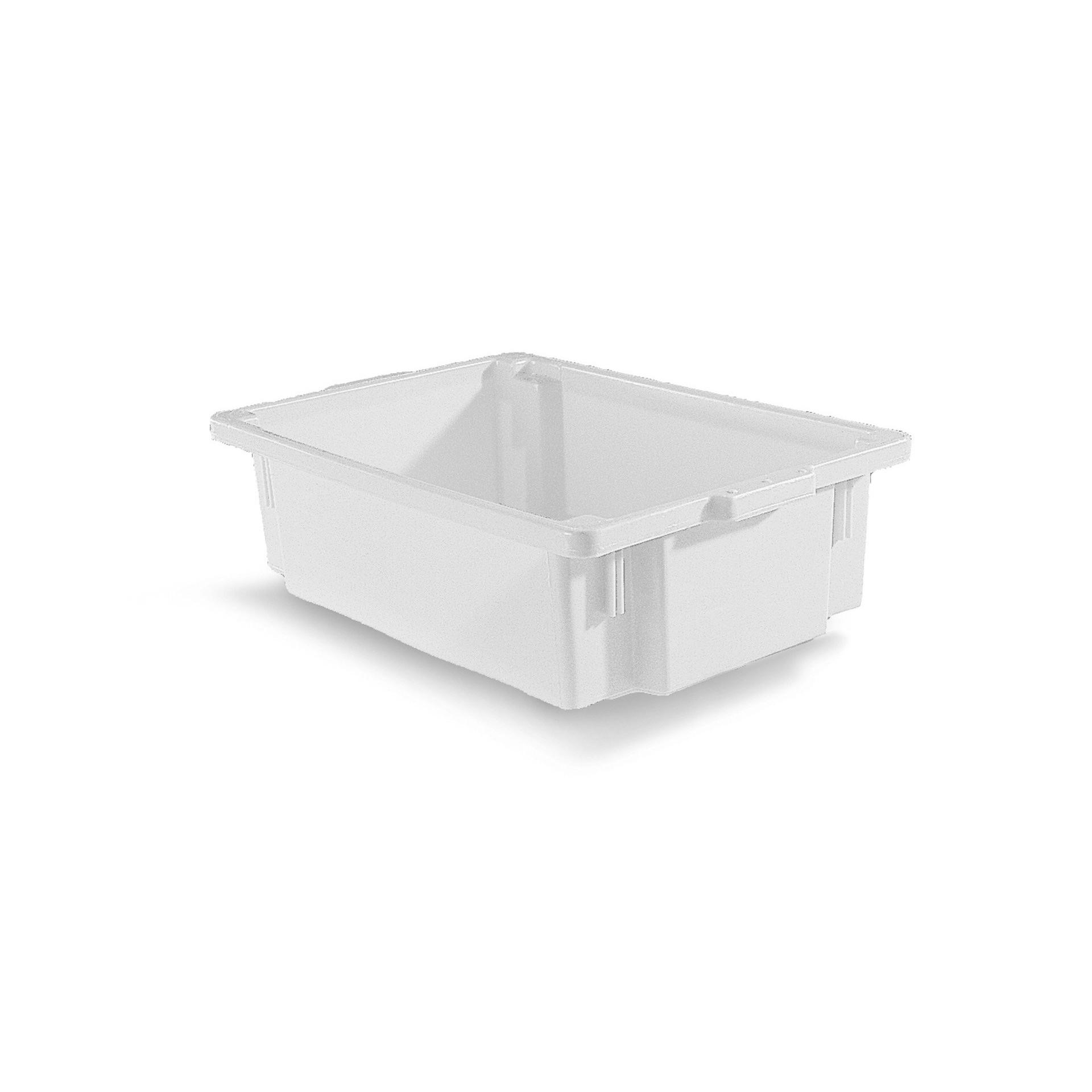 Contentor Plastico para transporte de peixe 67x44 Natural - Pisani