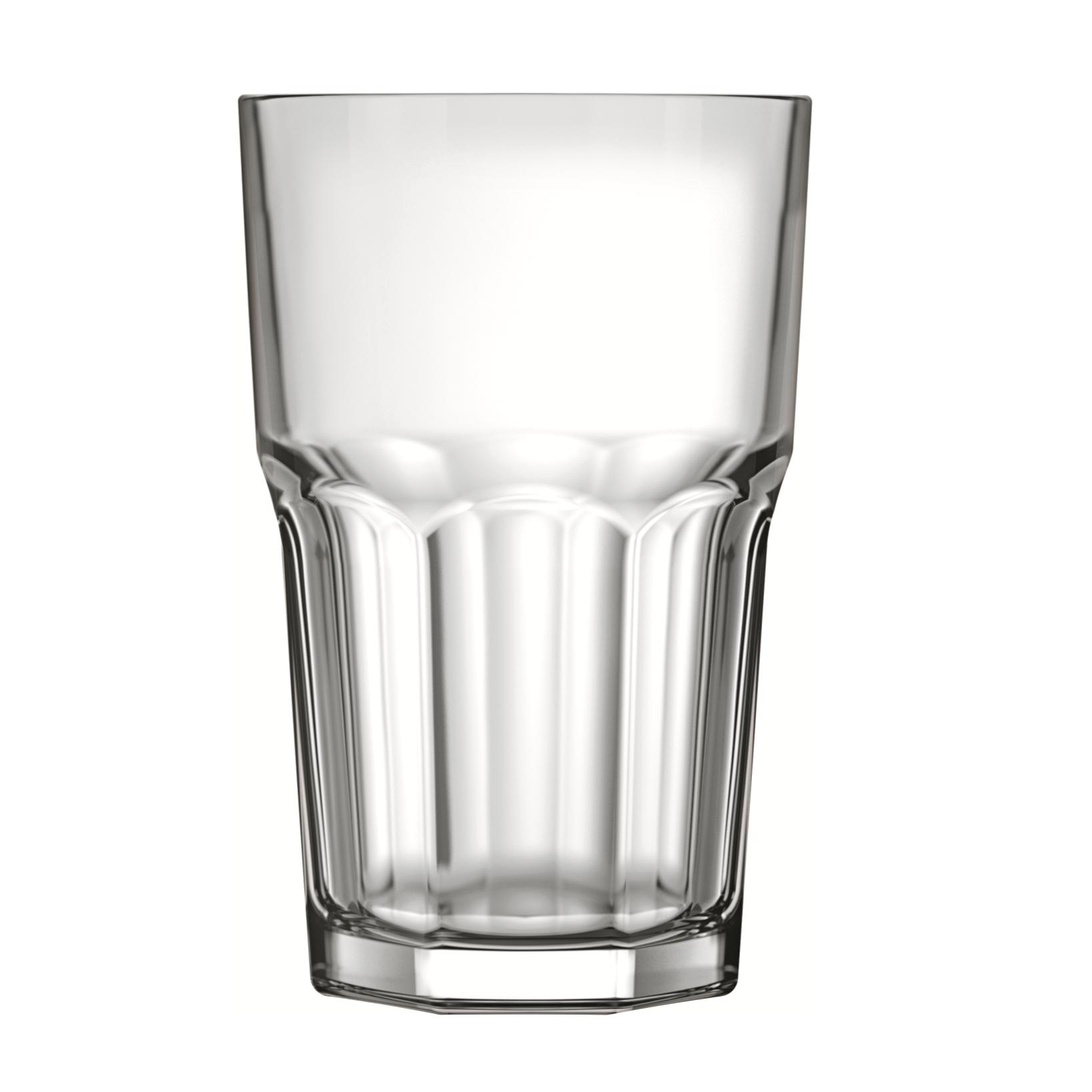 Copo de Suco de Vidro 520ml Transparente - Bristol Nadir