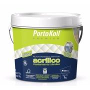 Rejunte Acrílico Cinza Corda Balde 1kg - PortoKoll