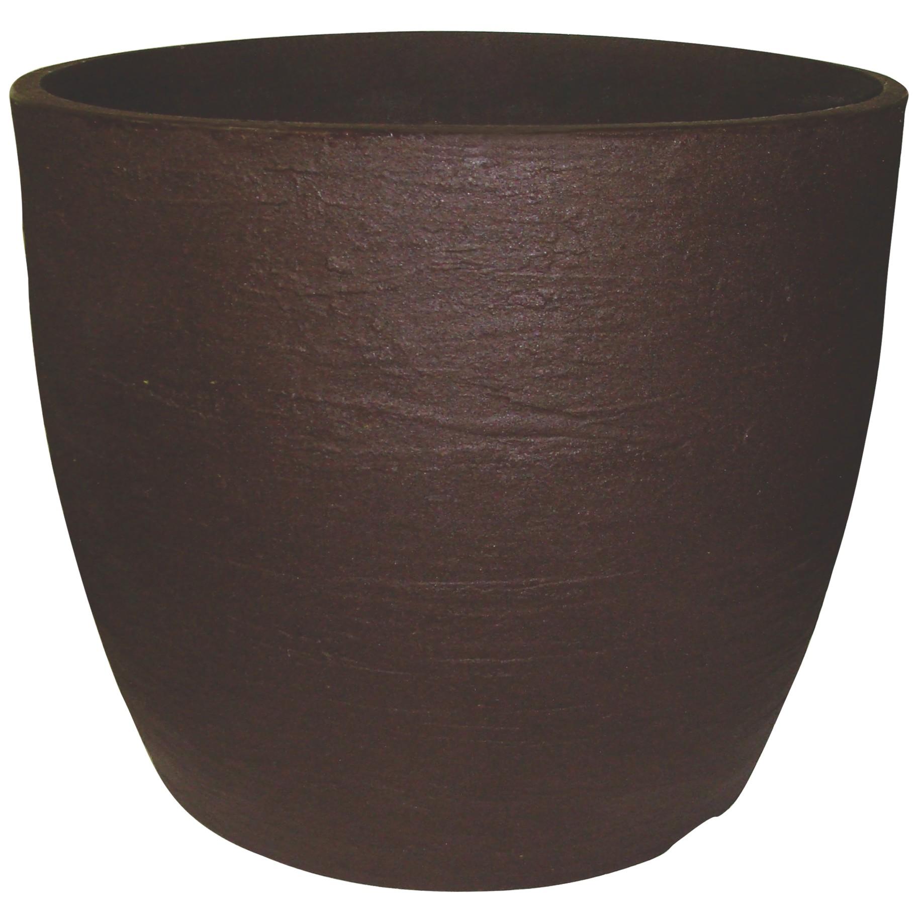 Vaso para Plantas Polietileno 33x42 cm Europa Cafe - Japi