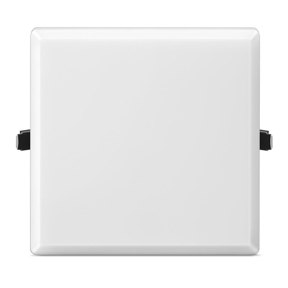 Painel de Embutir LED 15W Branco Quadrado Bivolt - Elgin