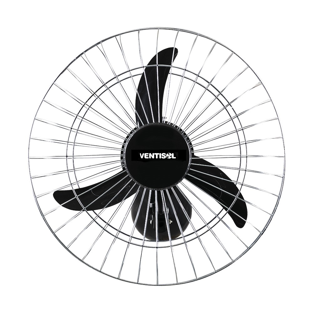 Ventilador de Parede Ventisol Premium 50 cm 3 Velocidades 220V