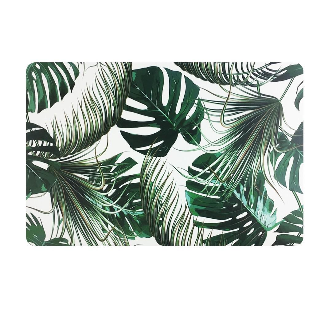 Pano Americano Retangular 28 x 435 cm Plastico Verde - 88165 - - Bianchini