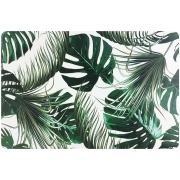 Pano Americano Retangular 28 x 43,5 cm Plástico Verde - 88165 - - Bianchini