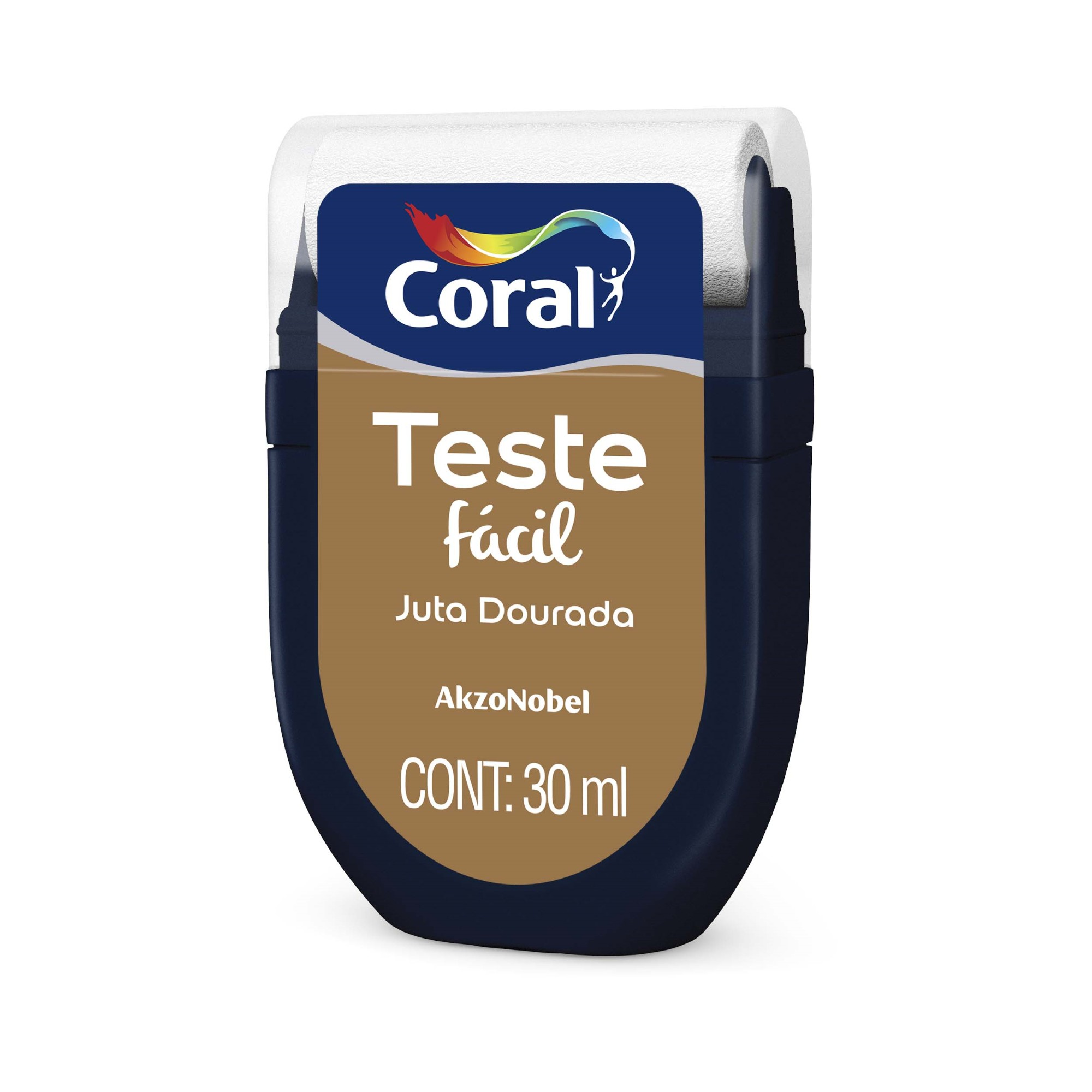 Teste Facil 30ml Juta Dourada - Coral