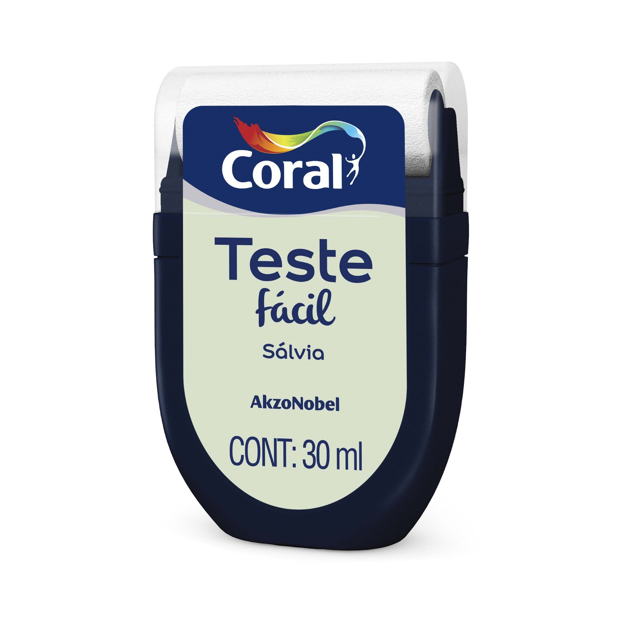 Teste Facil 30ml Salvia - Coral