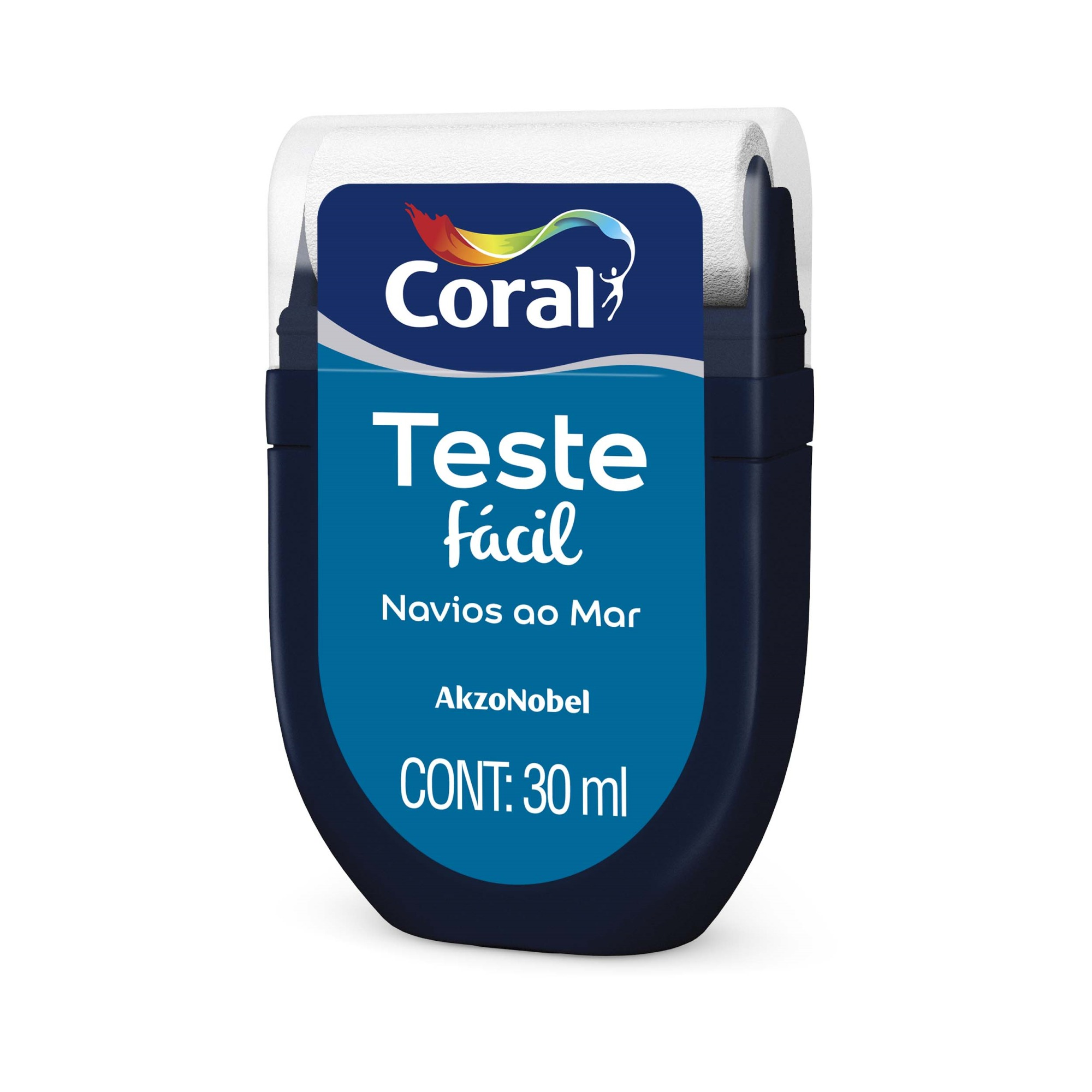 Teste Facil 30ml Navios Ao Mar - Coral