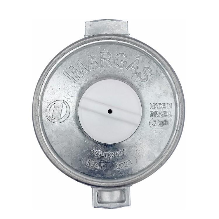 Regulador de Gas Semi-Industrial 5 kgh
