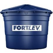 Caixa D'água Polietileno com Tampa 10.000L - Fortlev