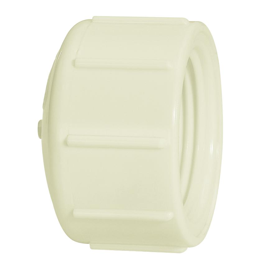 Cap Roscavel PVC Branco 34 - Amanco