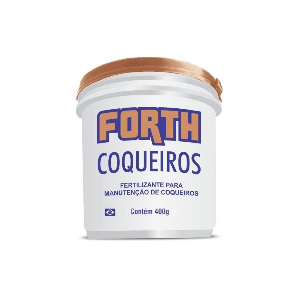 Fertilizante Mineral para Gramados e Jardins 400 g - 20111018370 - Forth Jardim