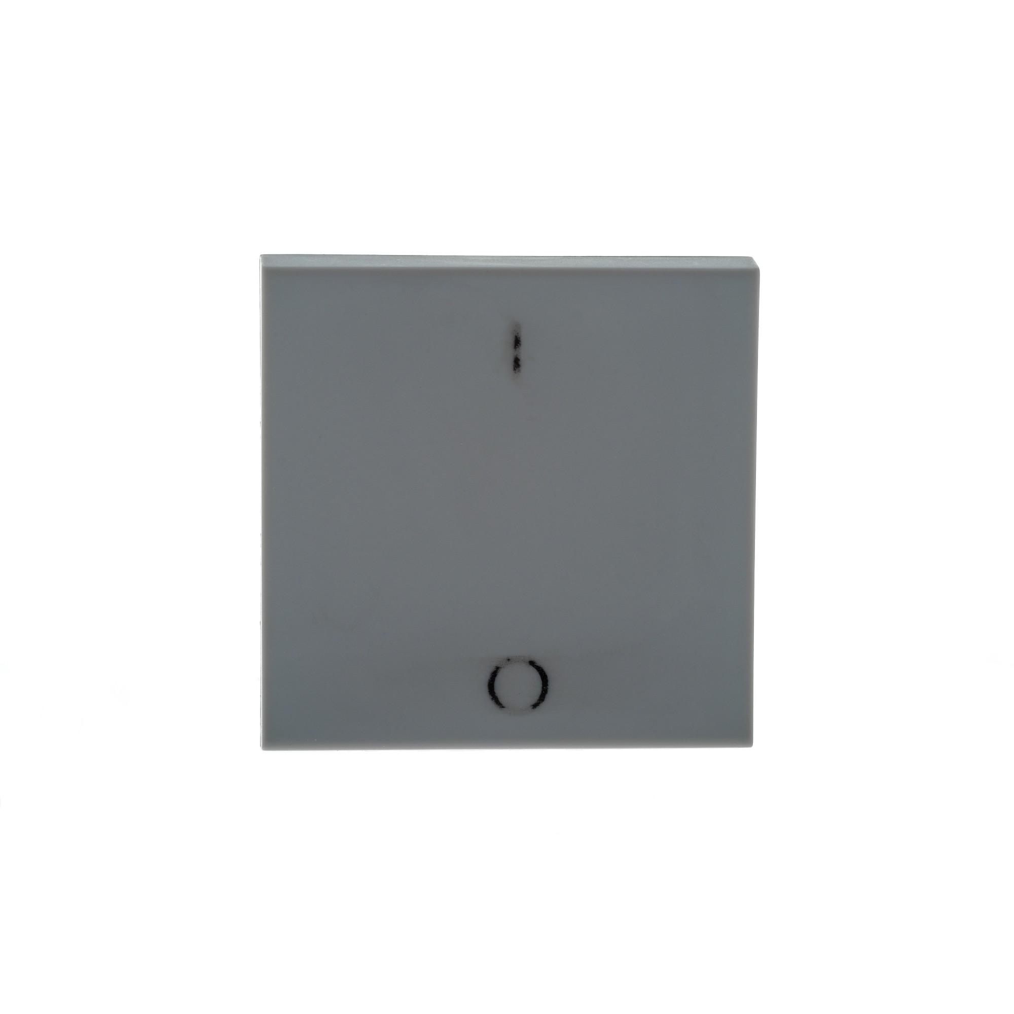 Modulo Interruptor Bipolar 1 Modulo 25A - Cinza - Plus - Legrand