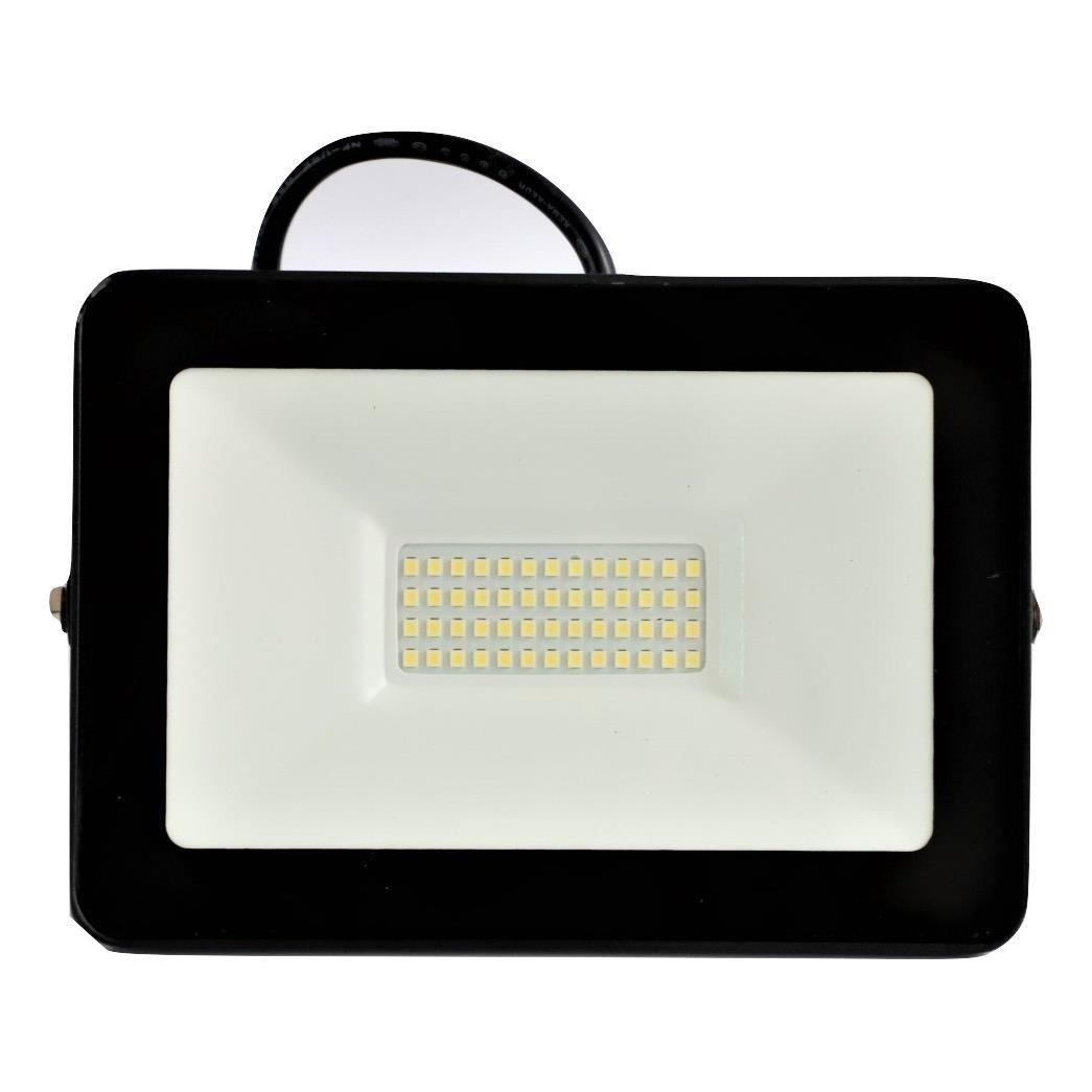Refletor LED 50W 127V Luz Branca - Ecoline