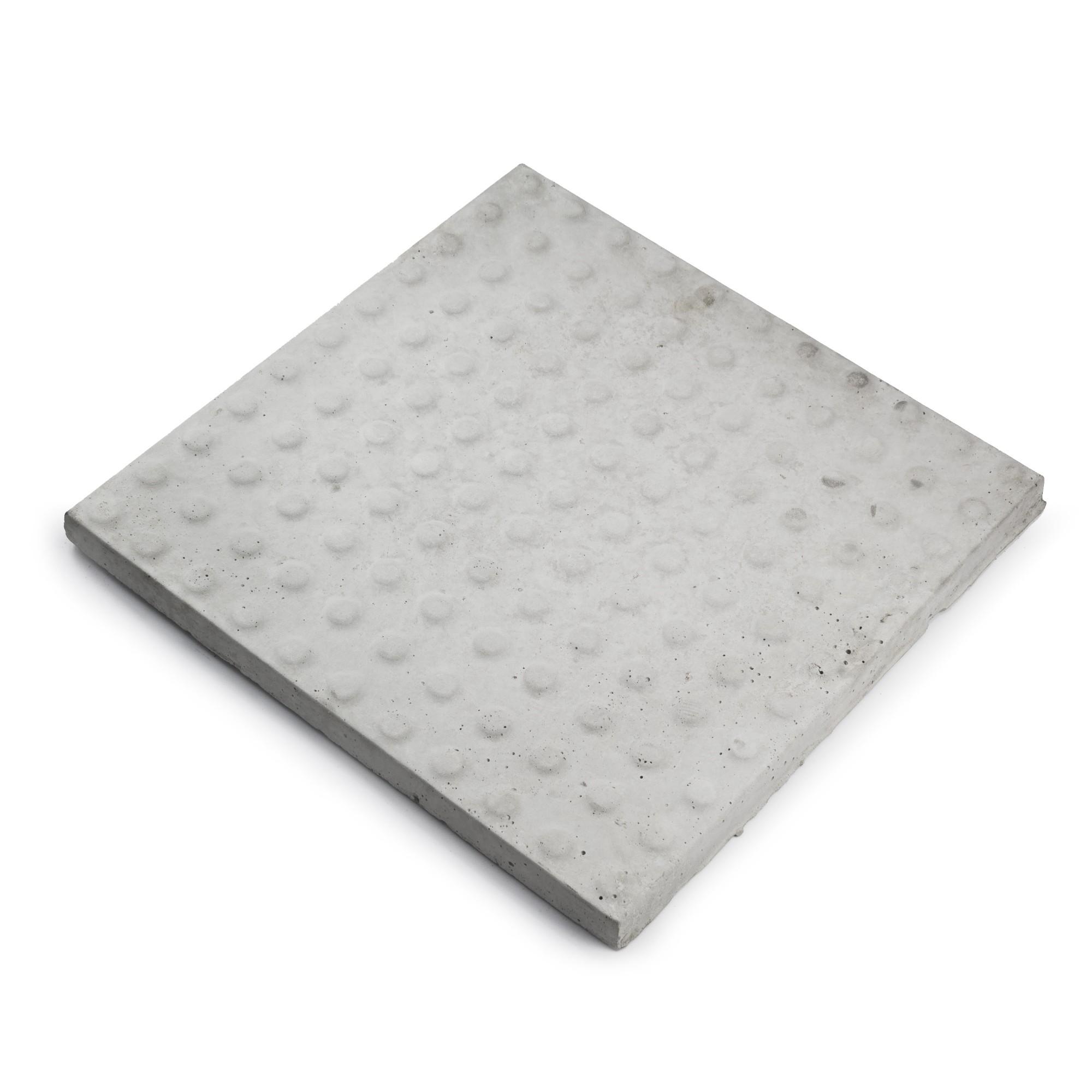 Lajota de Concreto Antiderrapante 50x50x03 cm - Premacil