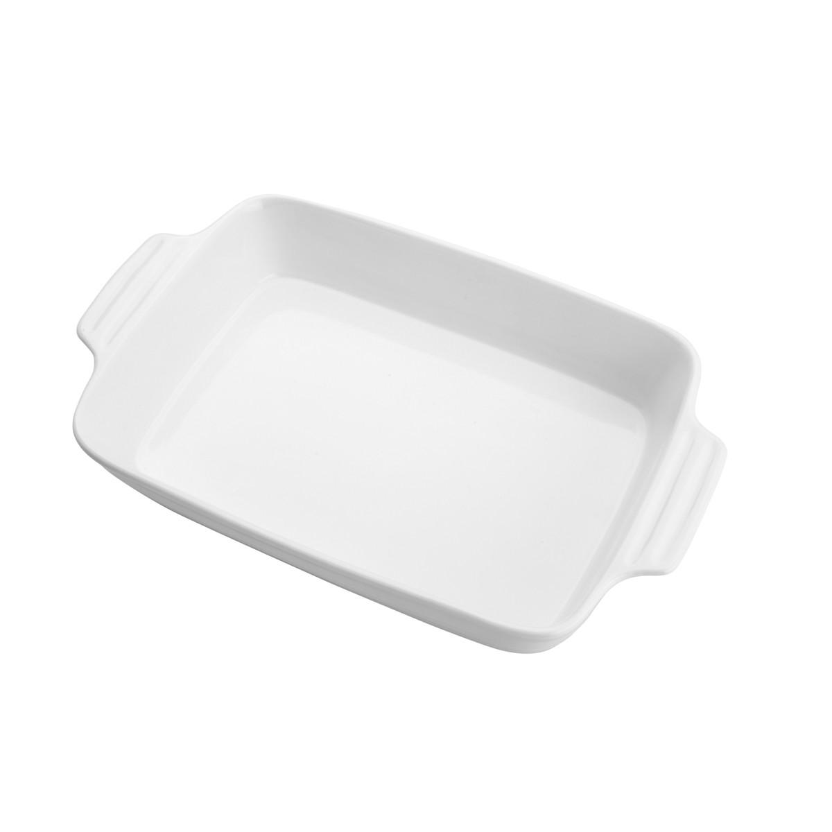 Travessa de Porcelana Branca 28cm 27335 - Rojemac