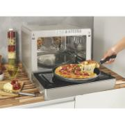 Forno Elétrico Brastemp Gourmand BMR31ASBNA 31L - 220V Painel Touch Grill