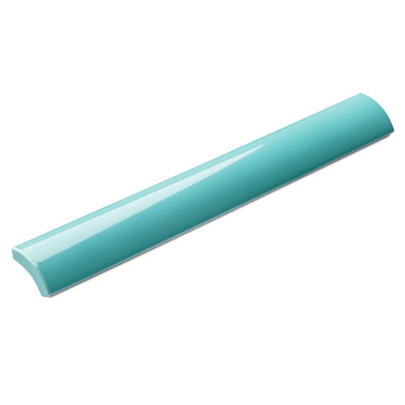 Canaleta Ceramica 25X20cm Verde claro - Eliane List