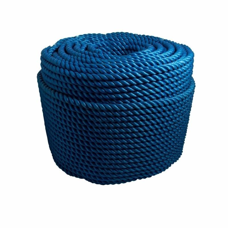 Corda Multiuso de Polietileno 100mm x 200m - Cordas Erval