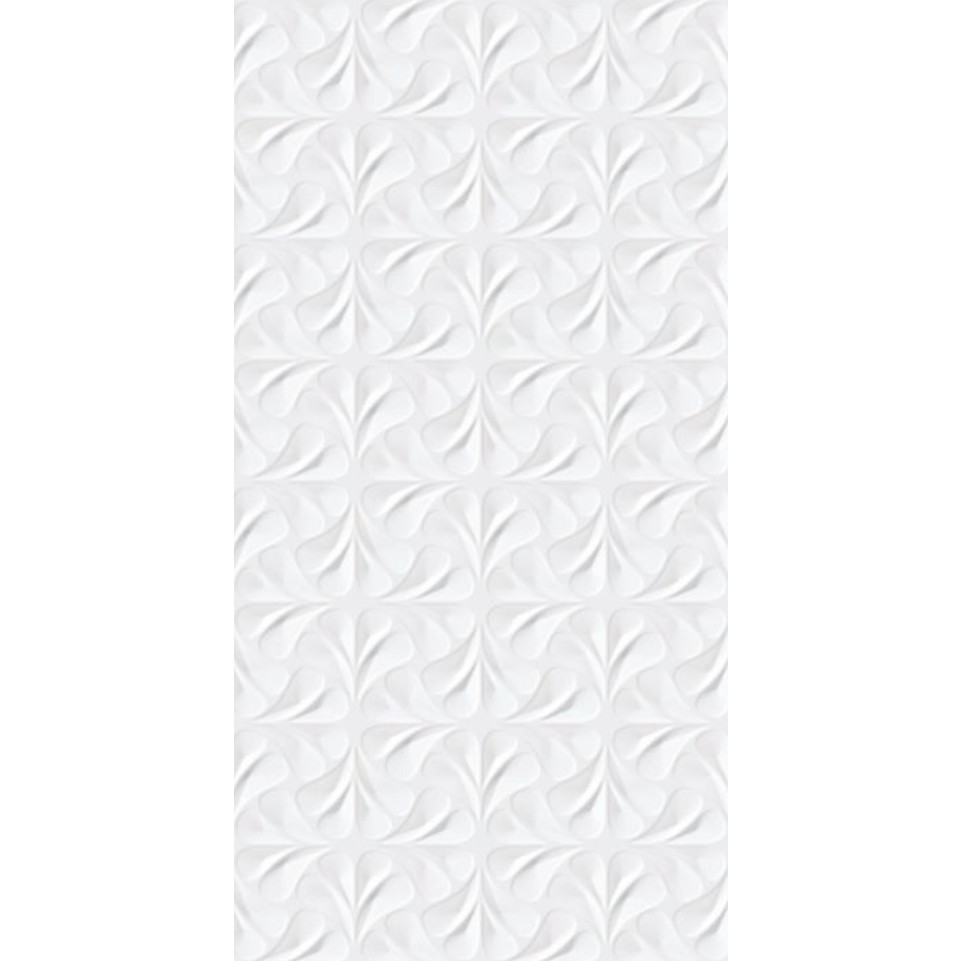 Revestimento Fiori Brilhante HD Retificado 32x60cm 230m Branco - Biancogres