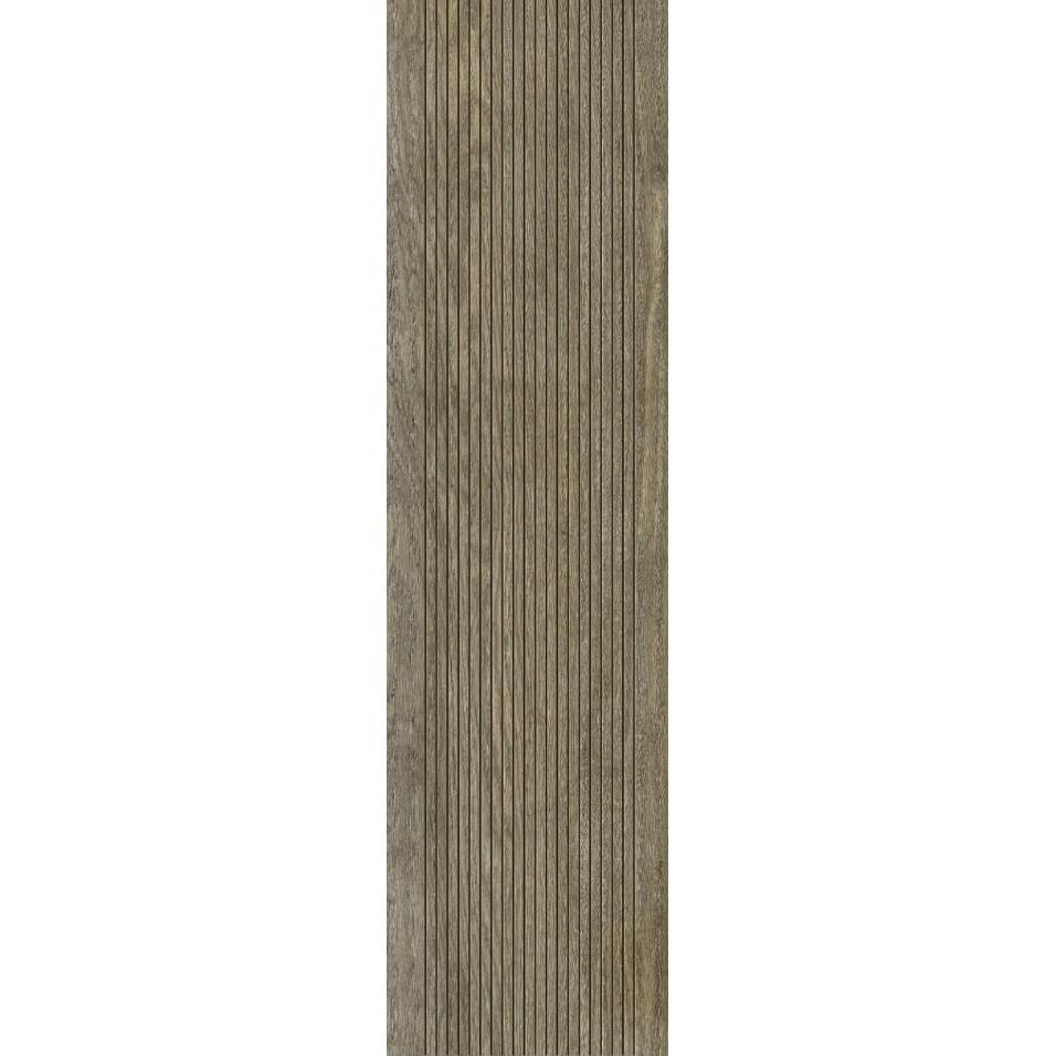 Porcelanato Externo HD Retificado 26x106cm 2 m Marrom - Biancogres