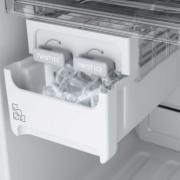 Geladeira/Refrigerador Brastemp Frost Free Duplex 400L Inox 127V - BRM54HKANA