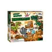 Jogo da Memória 40 peças Dinossauros - Pais e Filhos