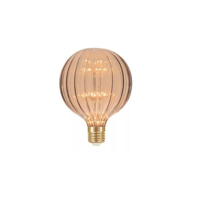 Lampada LED G125 2W Ambar Bivolt - Taschibra
