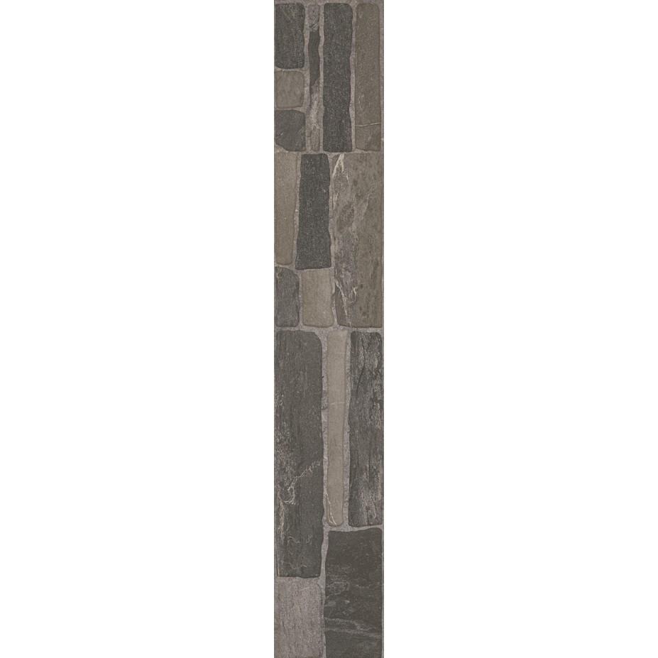 Ceramica Tipo A 15x90cm Retificado Pedra Lazer Cinza - Pointer