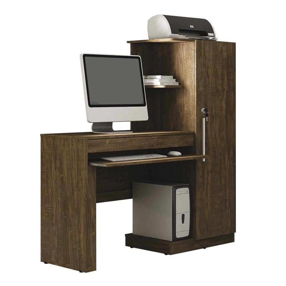 Mesa para Computador MDP Office Ipe MDP 137cm - Valdemoveis