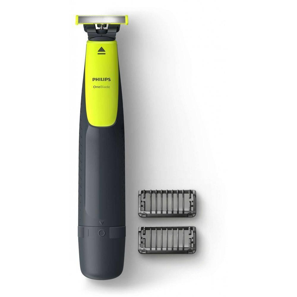 Barbeador Aparador de Pelos One Blade Bivolt - QP251010 - Phillips