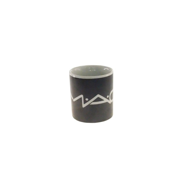 Caneca de Ceramica Maquiagem 300ml Preta - 34 - Az Design