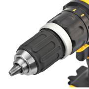 """Furadeira e Parafusadeira a Bateria 20V 1-2"""" com Impacto Reversível 127V - DCD785C2-BR - DeWalt"""
